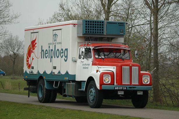 Scania Vabis MB-89-26 Heiploeg  Zoutkamp 1974 - Google zoeken