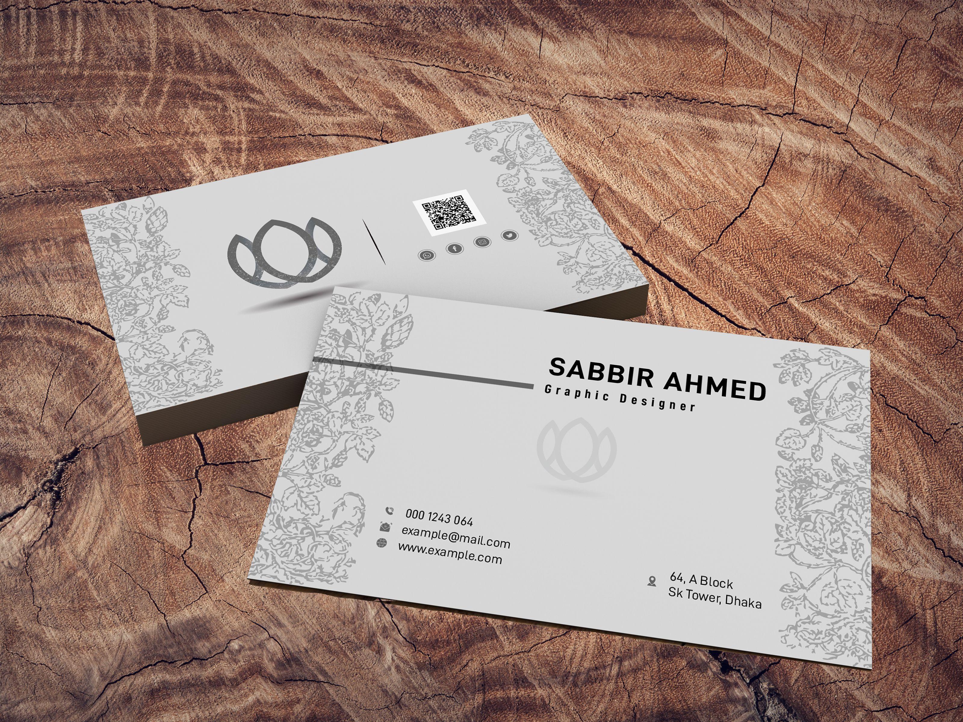 Creative Business Card Business Cards Creative Business Card Design Unique Business Cards Design