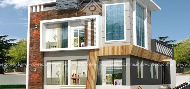 Veeduonline Page 15 of 108 Kerala Home Designs & Free Home Plans