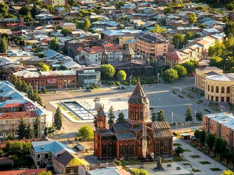 Gyumri my hometown gyumri cool places to visit city