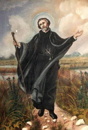 Sw Andrzej Bobola Sodalicja Marianska Martyrs Catholic Saints St Ignatius