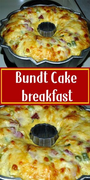 Photo of Don't Lose This Delicious recipe Save it now #bundt #cake #breakfast #casserole …