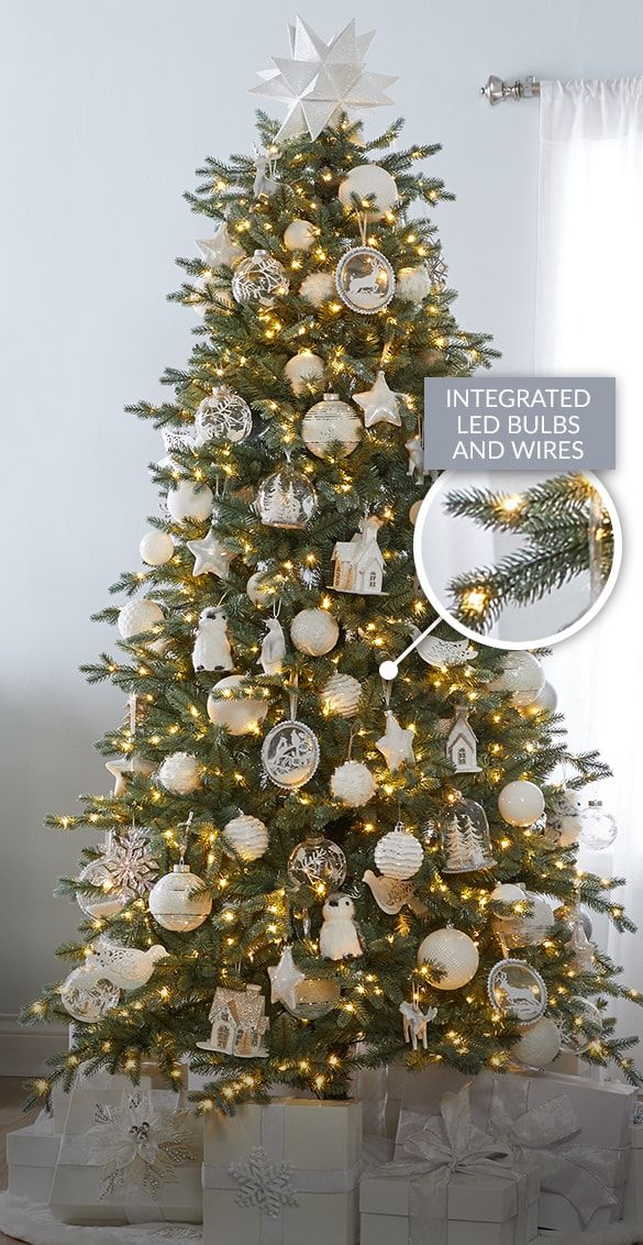 White Christmas Decorations by CANVAS | Canadian Tire ...