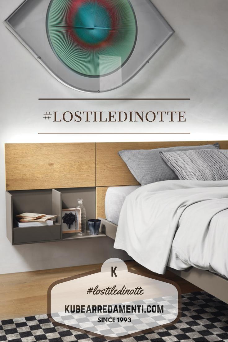 ⭐ #lostiledinotte è unico per ognuno di noi ⭐ E tu di che stile sei?  #camera #matrimoniale