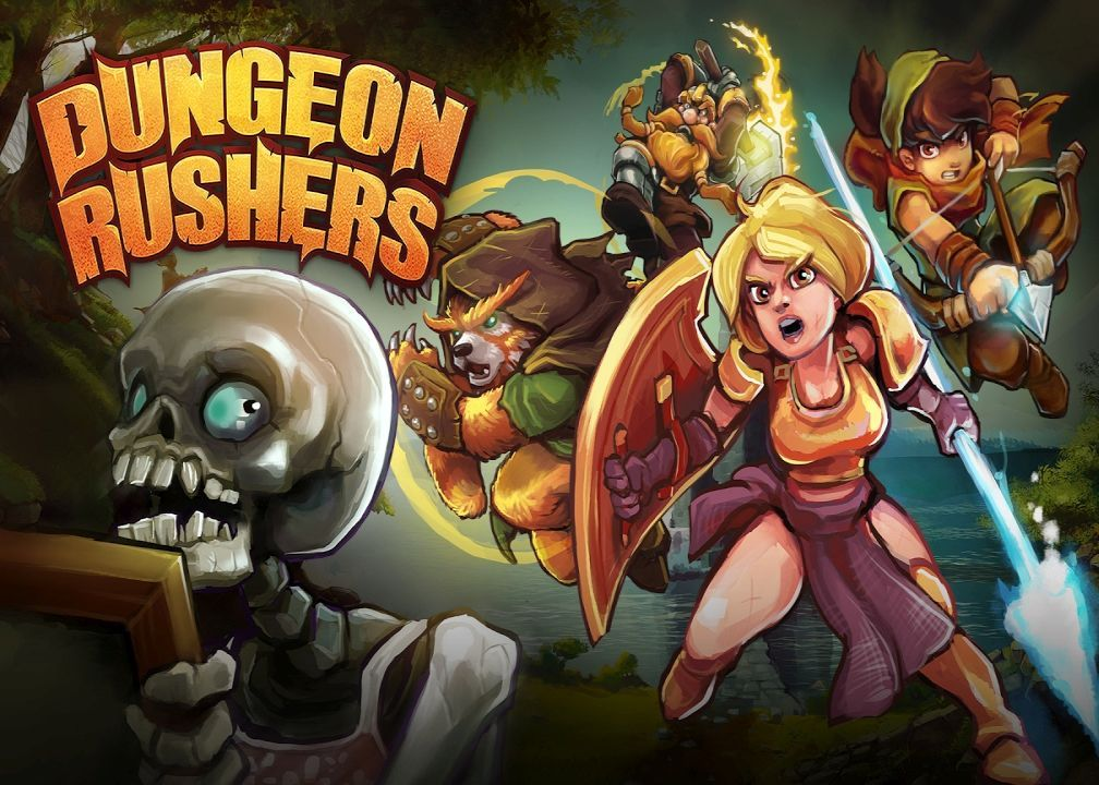 Dungeon Rushers VIP Mod Download APK Dungeon, Games