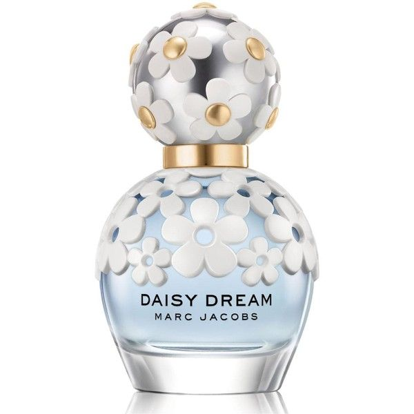 Marc Jacobs Daisy Dream Eau De Toilette 1.7 Oz (€72) ❤ liked on Polyvore featuring beauty products, fragrance, perfume, beauty, makeup, accessories, filler, edt perfume, eau de toilette fragrance and floral fragrances