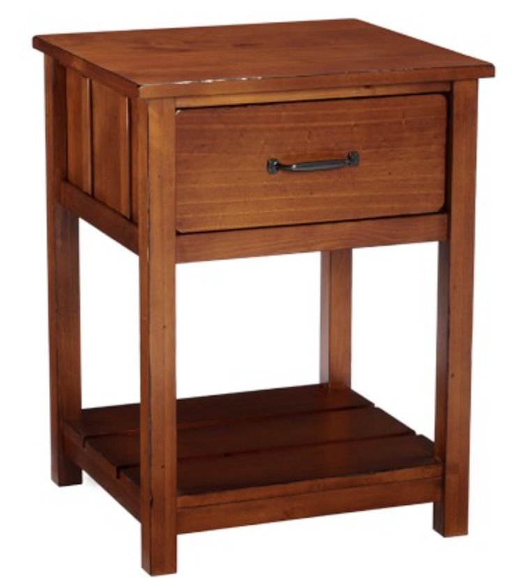 Existing Nightstand Camp Dresser Pottery Barn