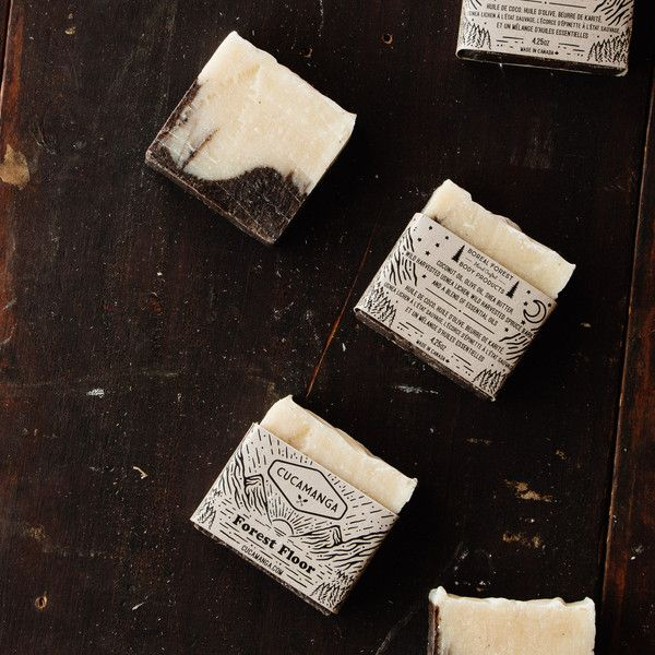 A perfect soap for outdoor activities! It helps treat skin infections, insect bites, chapped hands, cuts, scratches, etc.