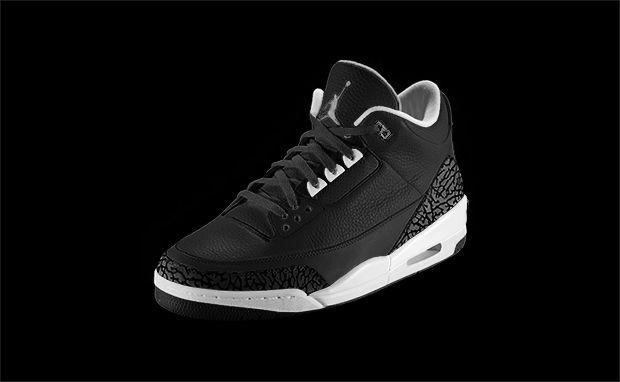 Womens Air Jordan 6 Oreo Black aTDf