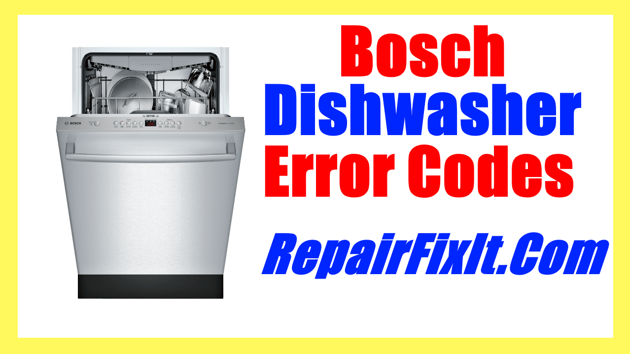 Pin By Charlott Shumard On Bosch Dishwasher Bosch Dishwashers Dishwasher Flood Protection