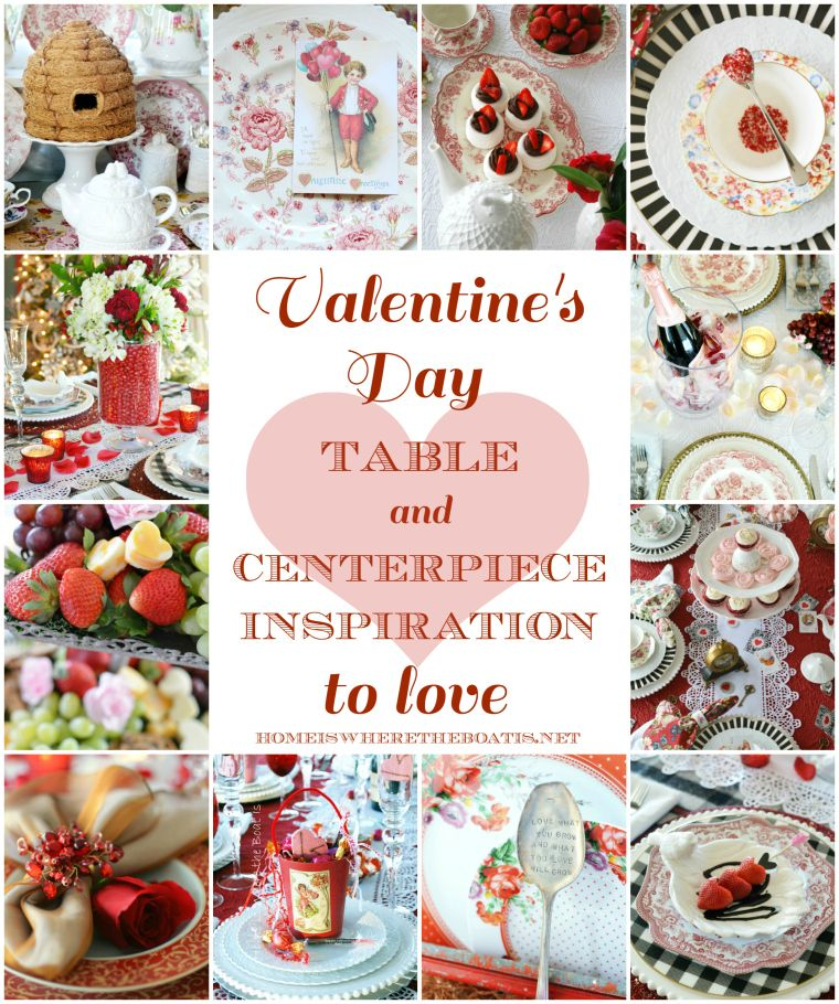valentine s day tablescapes and centerpieces to love fabulously rh pinterest com