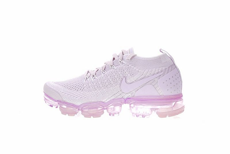 f7c2c4142b8bf Cheap Womens Nike Air VaporMax Flyknit 2.0 W Running Shoes Light Purple  942843-501 For Sale