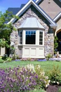 Bay And Bow Window Cost Nice Windows Exterior