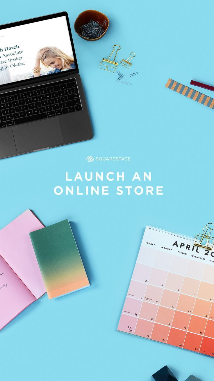 Launch your online store with Squarespace. Get started