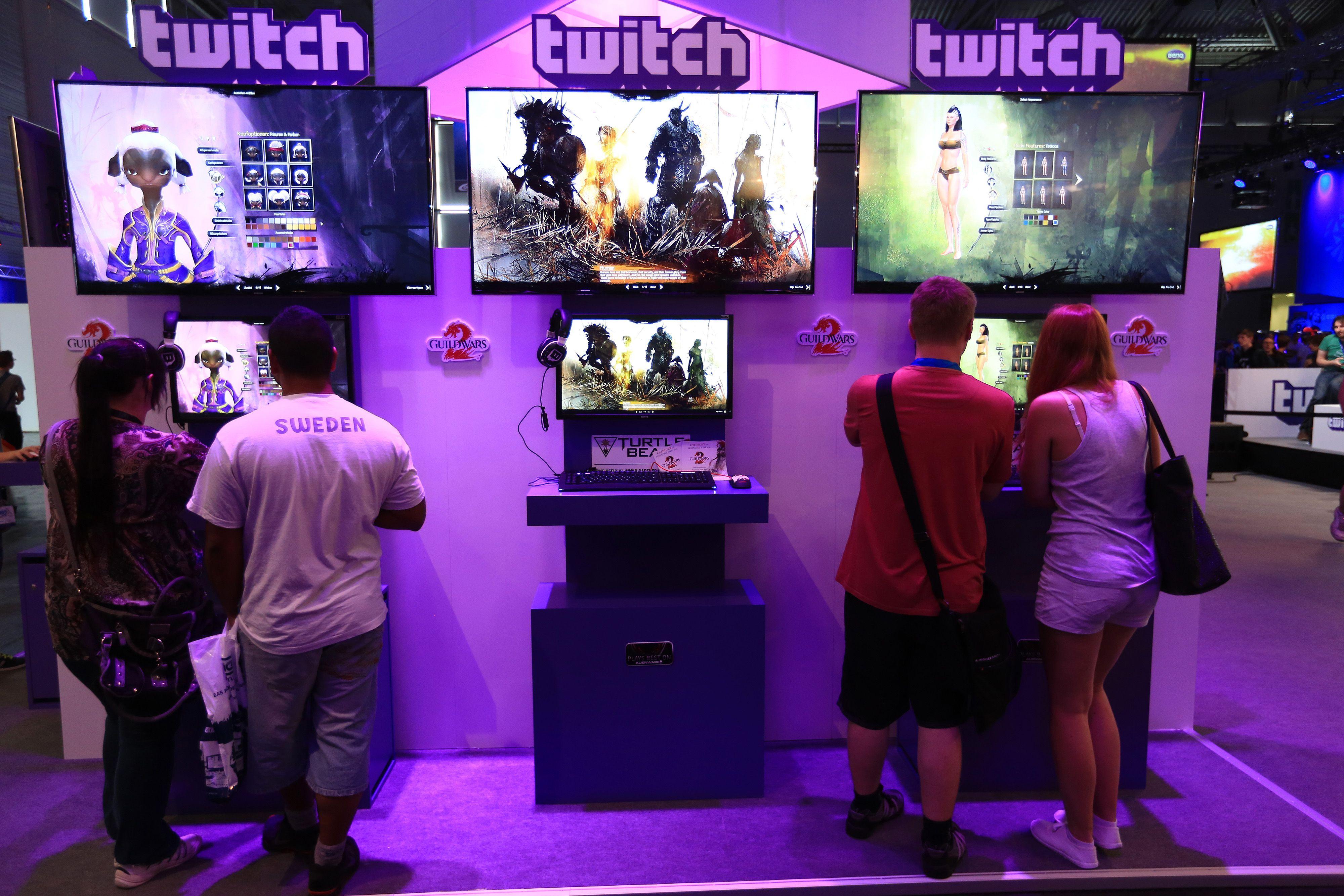 Why Amazon Spent 970 Million To Buy Twitch Twitch Tv Twitch Prime Amazon