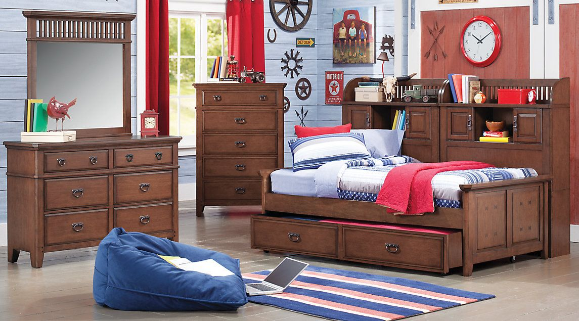 Affordable Daybed Twin Bedroom Sets - Rooms To Go Kids Furniture ...