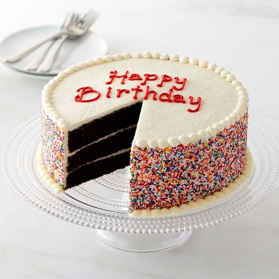 Astounding Happy Birthday Layer Cake With Images Savoury Cake Cake Fun Funny Birthday Cards Online Kookostrdamsfinfo