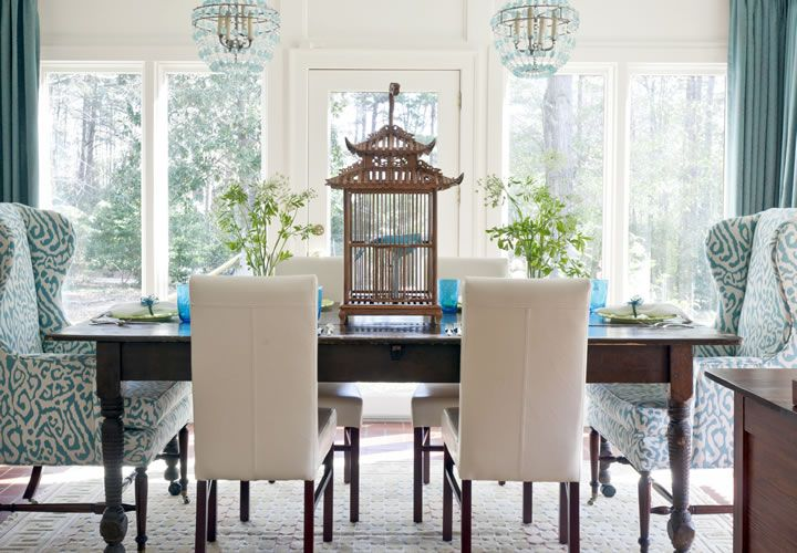 Dont Match Your Dining Chairs