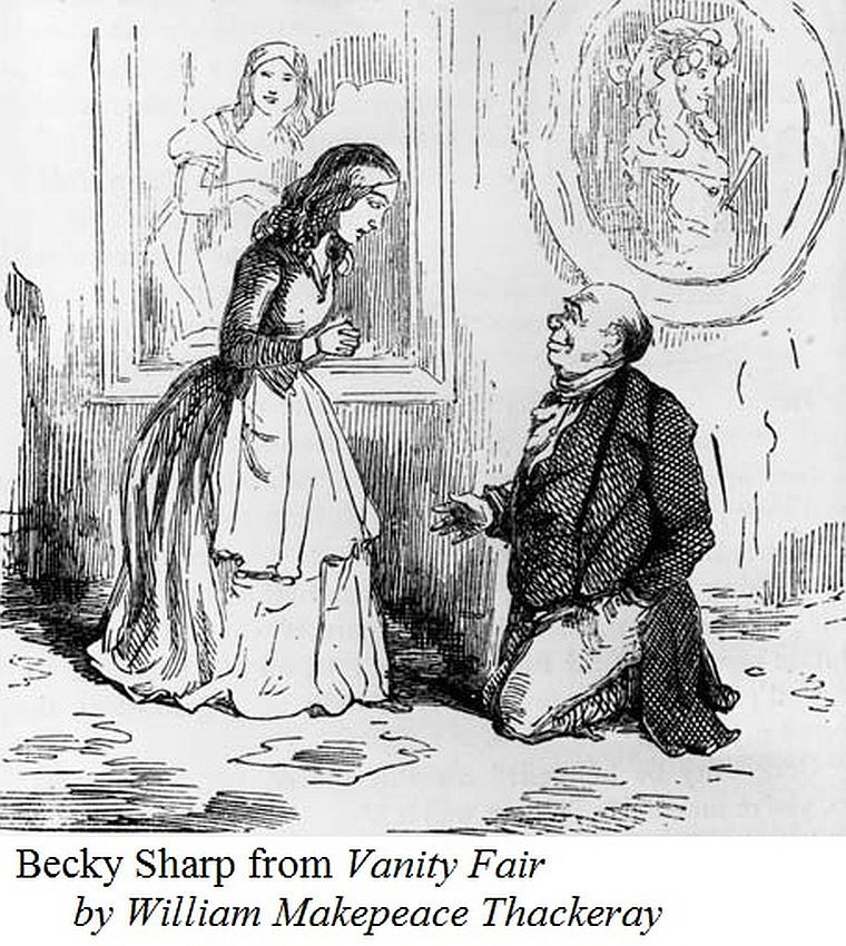 the pigtail by william makepeace thackeray analysis
