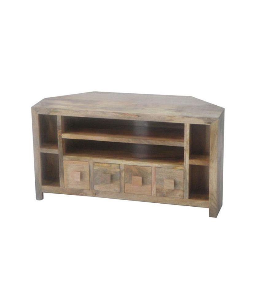 Buy Dakota Corner 42 Inch 4 Drawer TV Stand at Argos.co.uk - Your ...