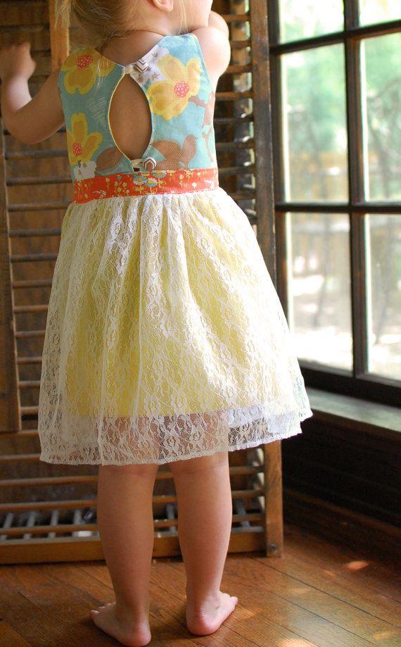 BG Original The Milly Dress pdf pattern by browniegoose on Etsy ...