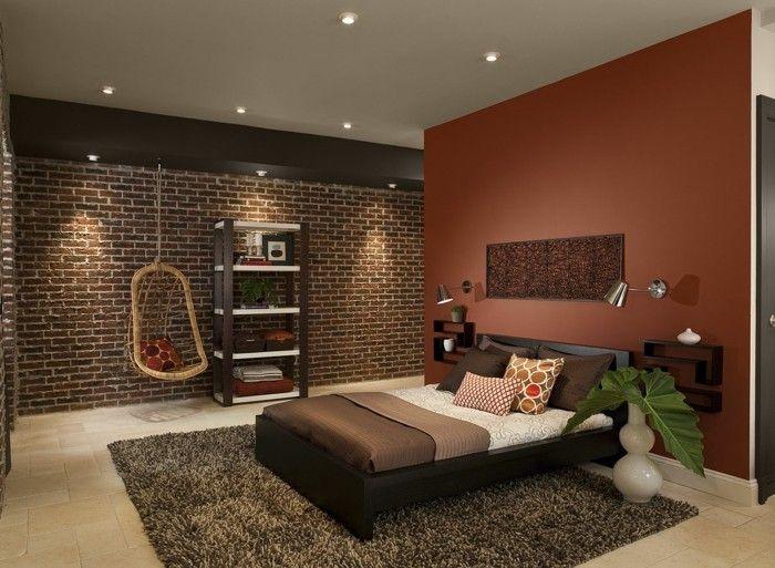 Les meilleures idées pour la couleur chambre à coucher - couleur tendance chambre a coucher