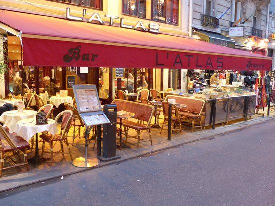 L Atlas 12 Boulevard Saint Germain 5e