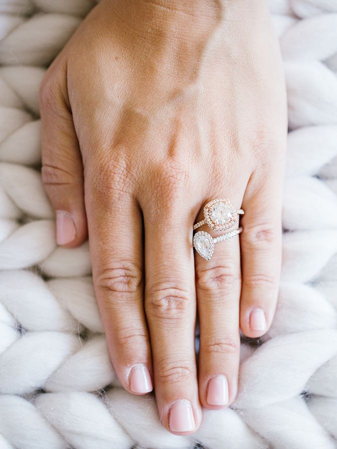 wedding bells 5 engagement ring trends that will stand the test of time - Lauren Conrad Wedding Ring