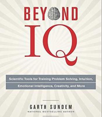 Beyond Iq Scientific Tools For Training Problem Solving Intuition - emotional intelligence pdf