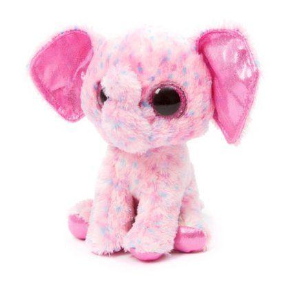 Ty Beanie Boos Plush Ellie the Elephant  aa5c58a04e2a