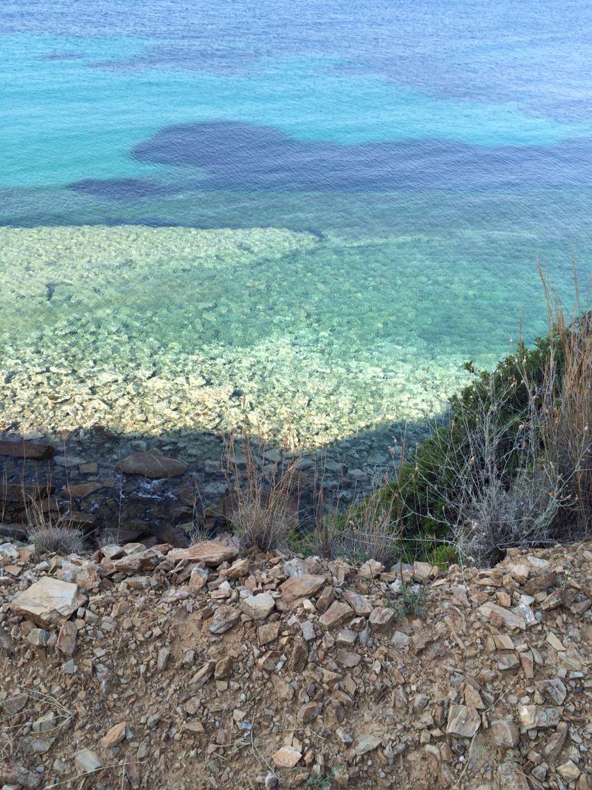Penisola calcidica Grecia