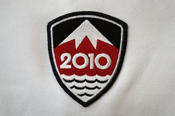 Team Canada patch by Arcade From up North Badge design