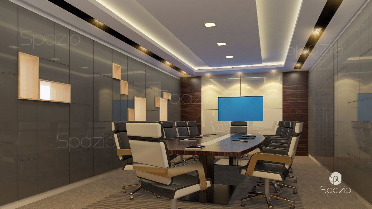 Leading Office Interior Design Companies In Dubai Interior Design Companies Office Interior Design Modern Office Design