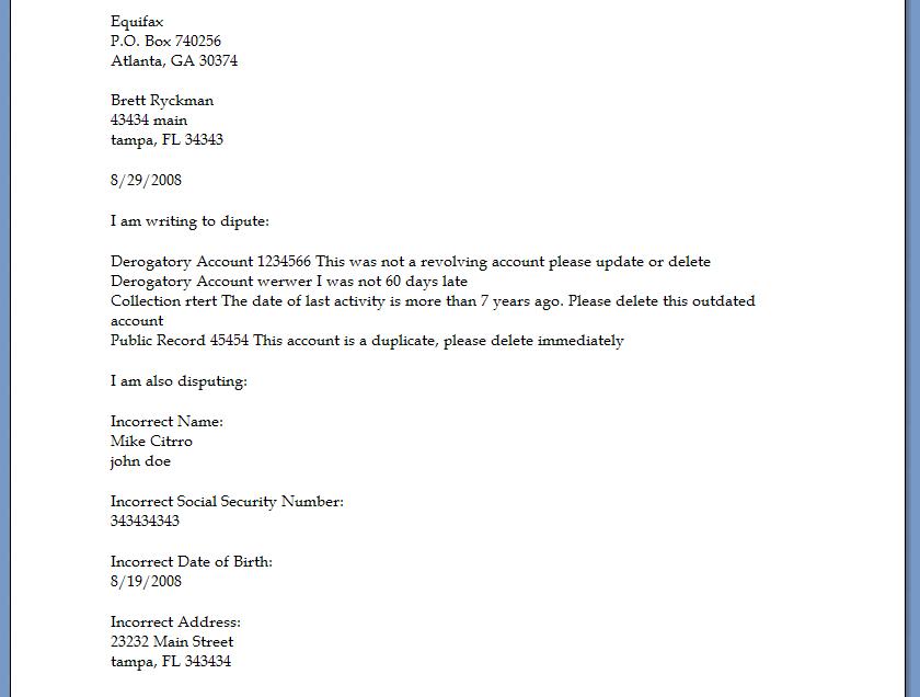 dispute letter generator software for credit repair business disputesuitecom