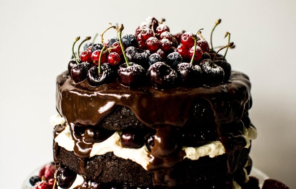 Black Forest Cake Httpsyoutubewatchvf8cyw1 Rmqi Cake