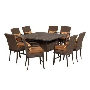 f8c72b0764f Salem 9-Piece High Dining Patio Set-2-12-921-DST9 at The Home Depot ...
