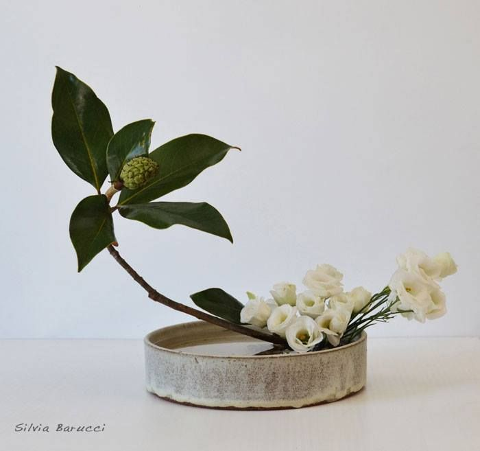 Ikebana blumen pinte - Japanische dekoration ...