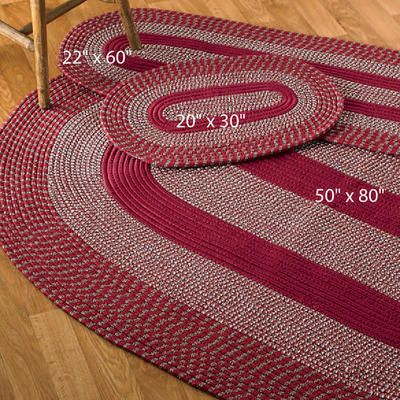 Beautiful Braided Rugs Add Color And Comfort To Any Room Instantly Set Includes A 20