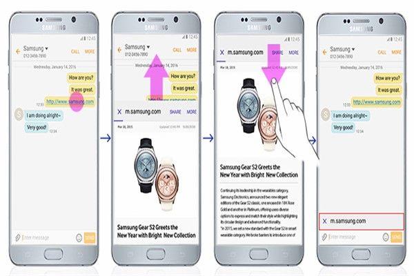 Samsung Galaxy, l'aggiornamento porta la rivoluzione al Browser e al multitasking - http://www.tecnoandroid.it/165494-2/ - Tecnologia - Android