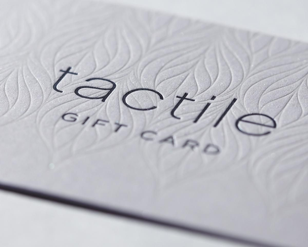 Tactile  by Charissa McAloon