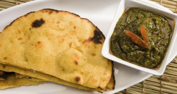 Sarson Ka Saag Aur Makki Ki Roti Ndtv Food Saag Punjabi Food