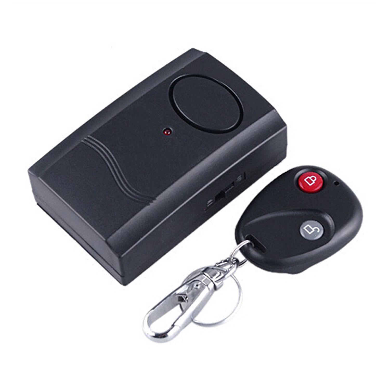2 sets motorcycle motorbike scooter antitheft security