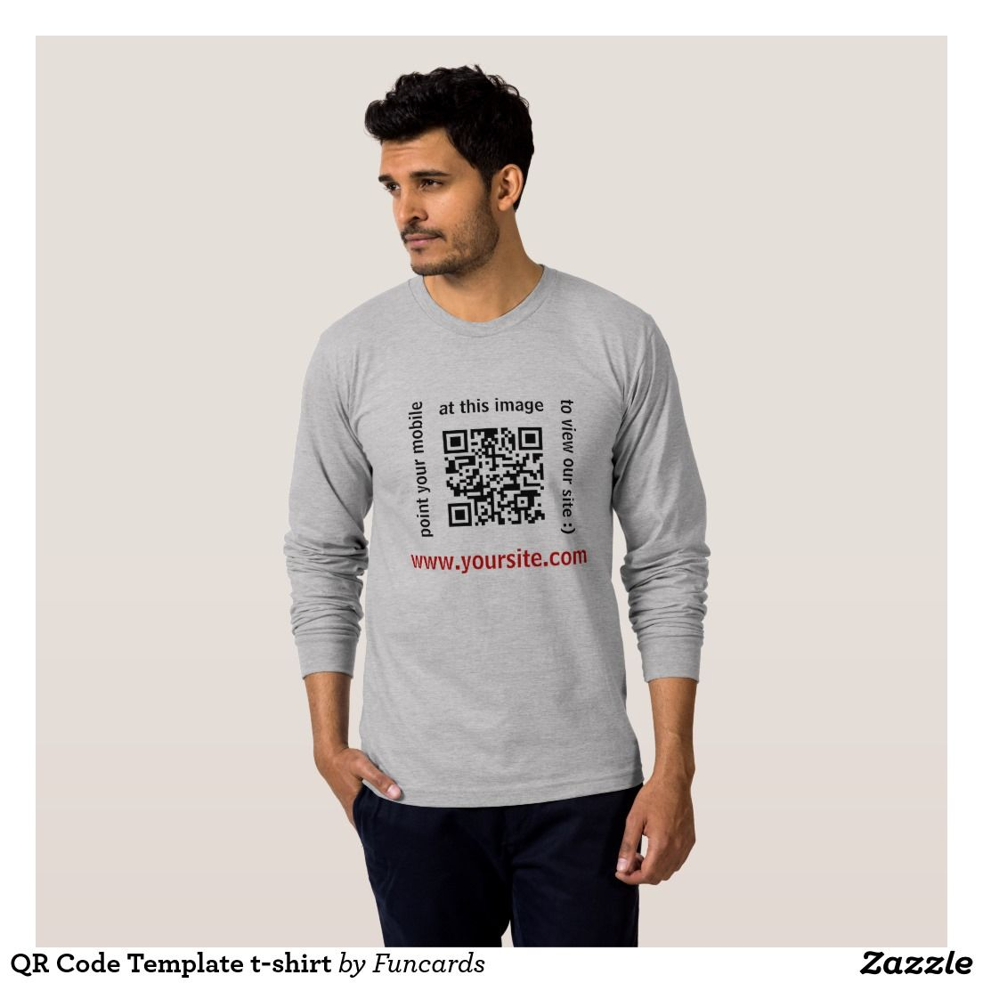 Zazzle t shirt design template - Explore Ant Man Design Thinking And More Qr Code Template T Shirt