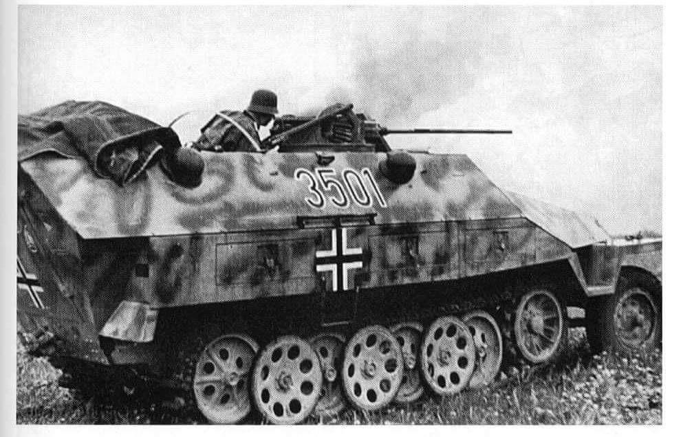 sdkfz 251 ww2 gepanzerte fahrzeuge panzer und erster. Black Bedroom Furniture Sets. Home Design Ideas