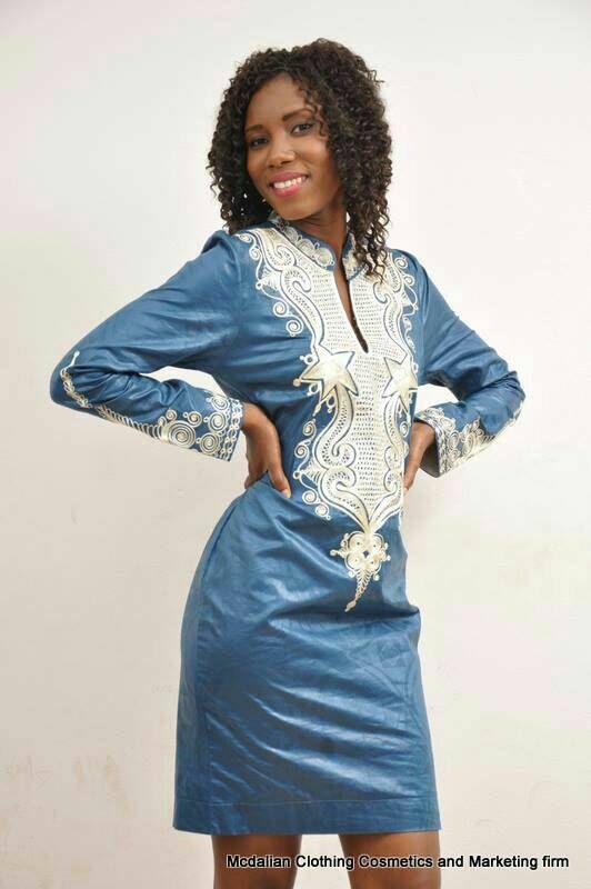 Elegant African designs African dress by AnnieVegasFashion on Etsy ...