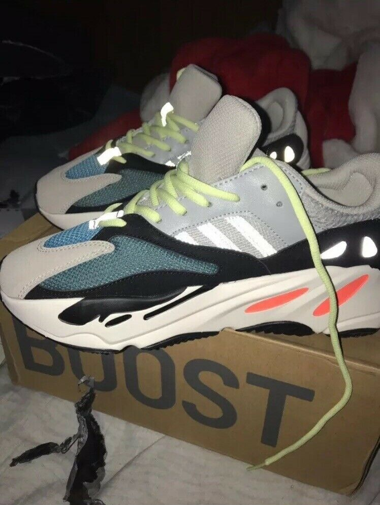 """quality design 2f537 96bea Ad)eBay - Adidas Yeezy Boost 700 """"Wave Runner"""" size 10 ..."""