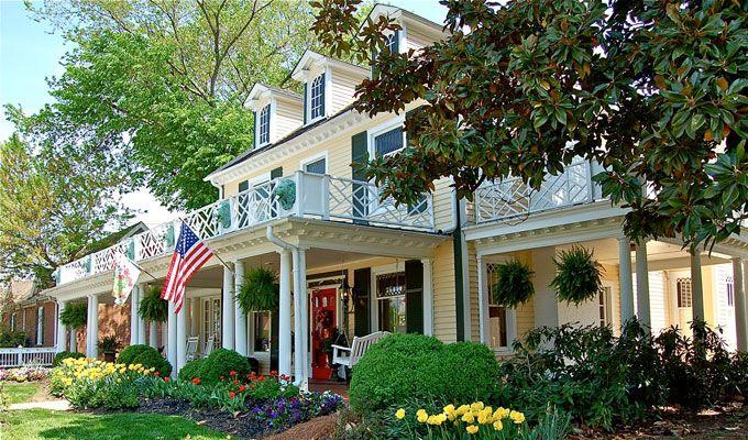 Pegg House Tea Room Kernersville Nc