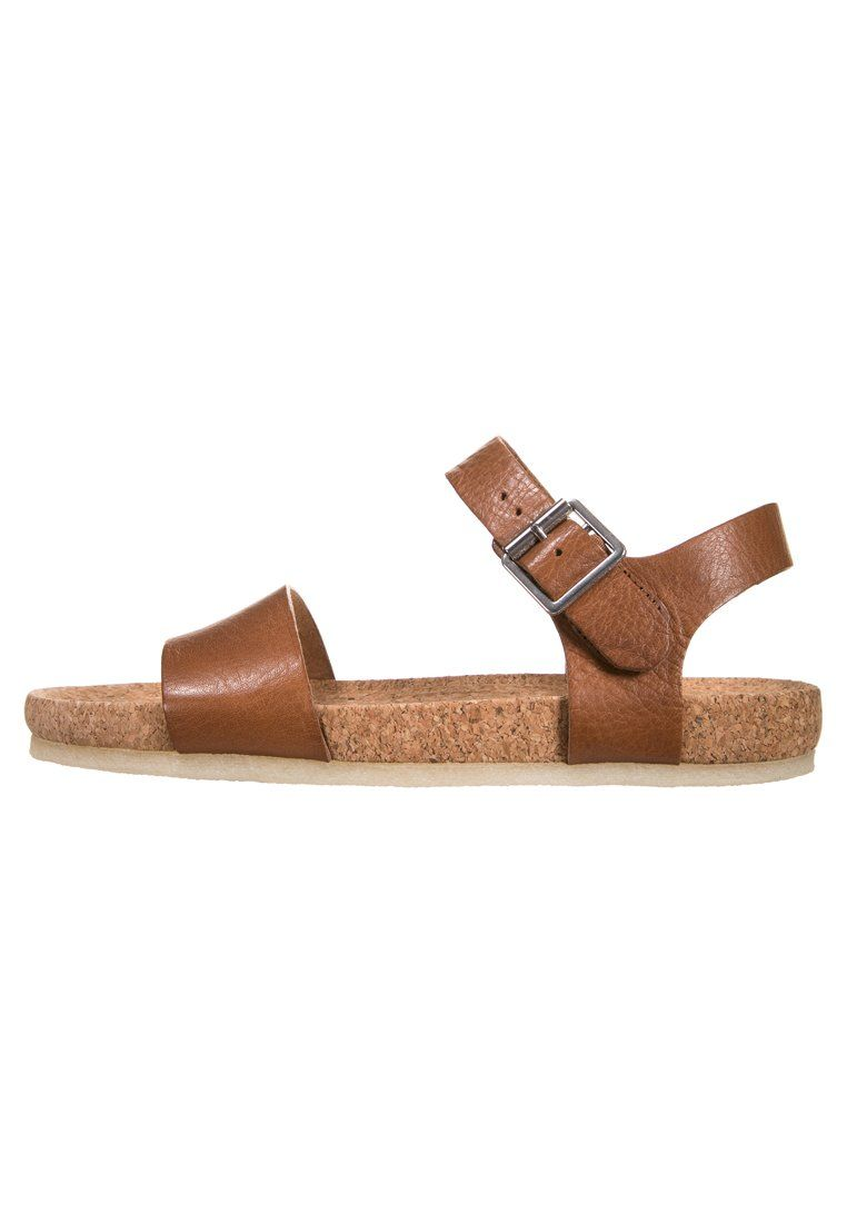 Clarks Originals DUSTY SOUL Sandale dark tan | Zalando