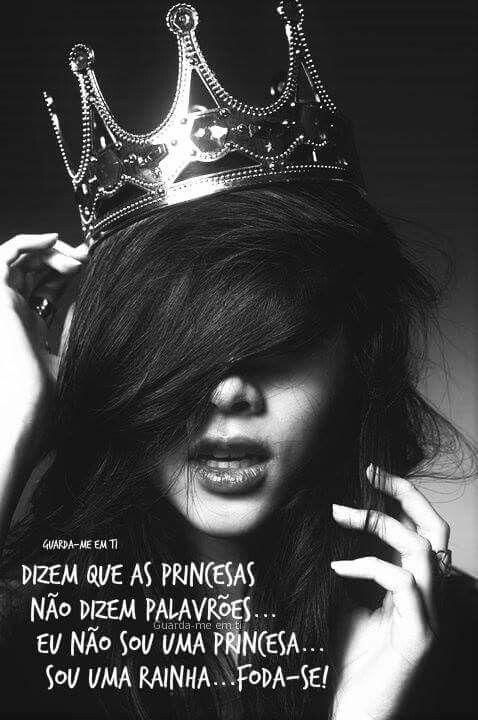 Princesa o Rainha