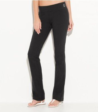 G by GUESS Arcadia Solid Yoga Pants,$29.50